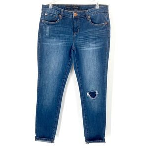 STS Blue Amy Ankle Skinny Distressed Jeans Size 11